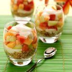 Recipe: Melon Breakfast Parfait