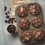 Recipe: Chocolate Coconut Granola Muffins