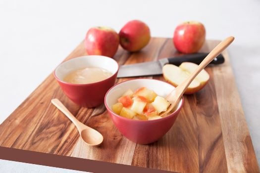 Recipe: Kuzu Apple and Apple Juice