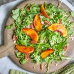 Recipe: Charred Summer Peach Barley Salad