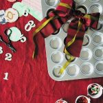 Crafty Extract from Sweet! Celebrations – Mini Muffin Advent Calendar