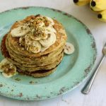 Recipe: Banana Pancakes with Honey Lemon Syrup