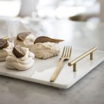 Recipe: Spiced Meringues with Poached Pears