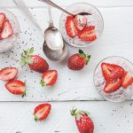 Recipe: Strawberry Chia Pots