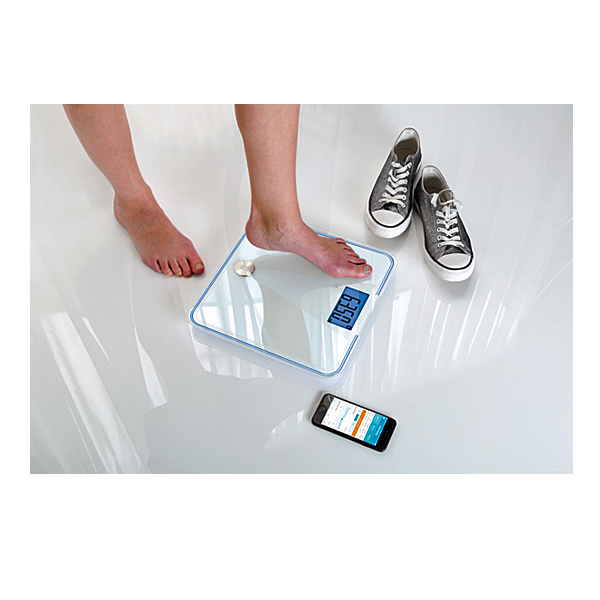 weight watchers body analysis smart scale how to set user
