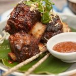 Recipe: Sticky Beef Ribs with Macadamia Bulgolgi Sauce