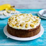 Recipe: Banana, Carrot and Walnut Cake