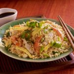 Recipe: AYAM Chinese fried rice