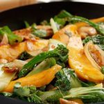 Recipe: Caramelised Chicken and Mango Stir Fry