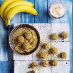 Recipe: Banana, Date and Almond Protein Balls