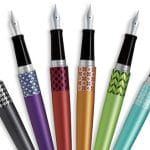 Pilot Pen MR3 Retro Pop Collection Fountain Pens
