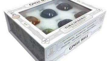 Gingle Bells Floral Gin Baubles